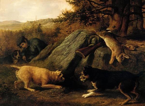 The Rabbit Hunters